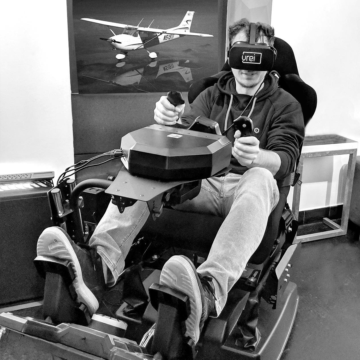 Virtual Reality Experience Rental | VREI