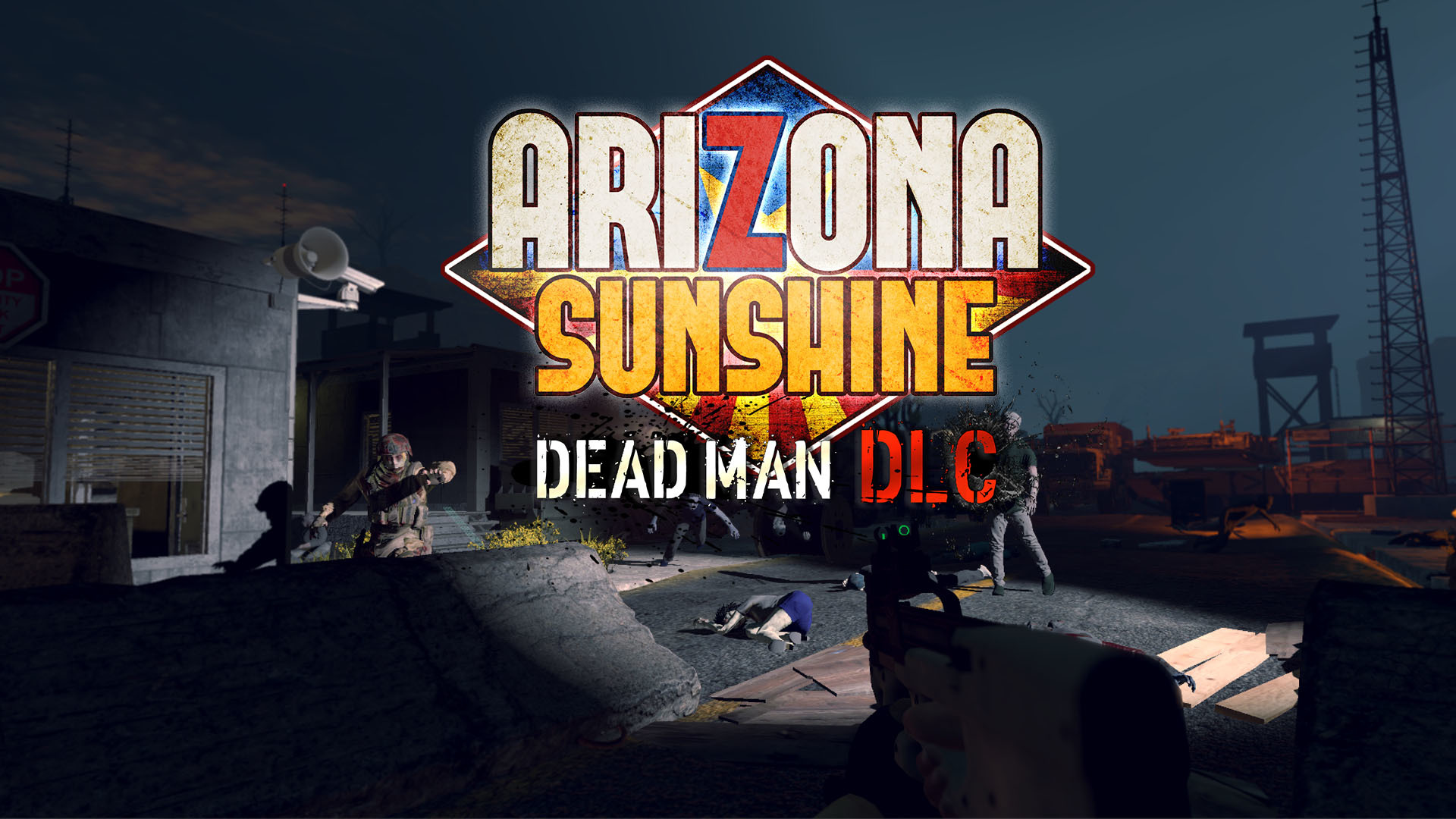 Arizona Sunshine Deadman DLC  Video