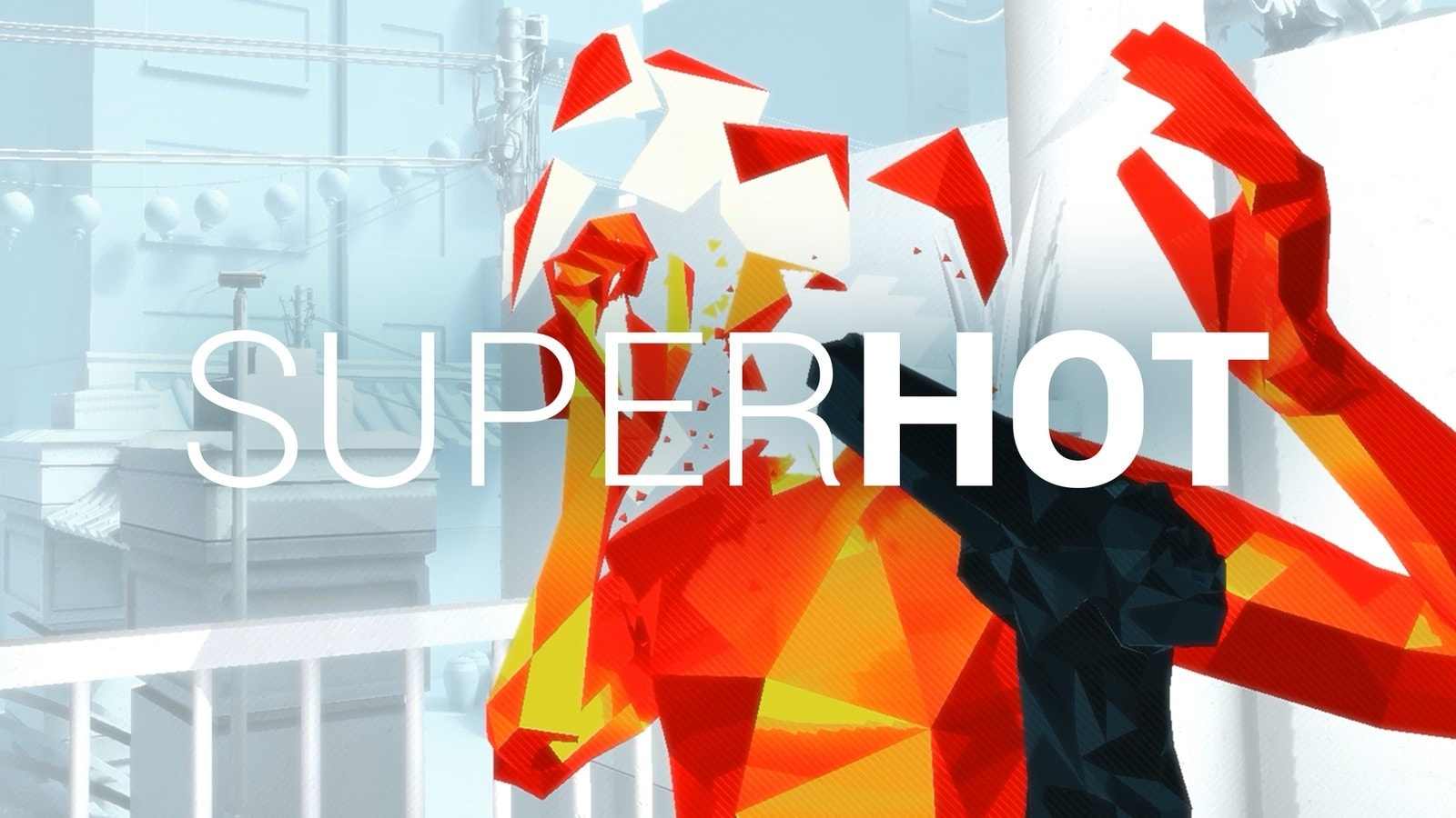 Superhot VR Video