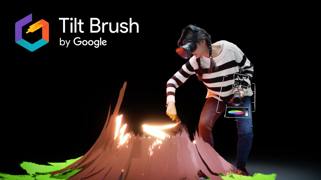 Tilt Brush Video